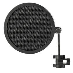 MyXL PS-2 Dubbellaags Studio Microfoon Mic Wind Screen Pop Filter/Swivel Mount/Masker Teruggeschrokken Voor Spreken Recording