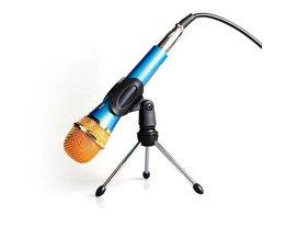 Verstelbare Metalen Bureau Top Mic Microfoon Klem Houder Stand StatiefPrijsJan20
