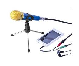 1 Stks Universele Microfoon stand Studio Geluidsopname Mic Microfoonhouder Clip Holder