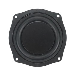 MyXL GHXAMP Bass Radiator 113 MM Lage Frequentie Passieve Radiator Speaker Trillingen Diafragma Rubber Voor 4 INC 5 INCH Subwoofer