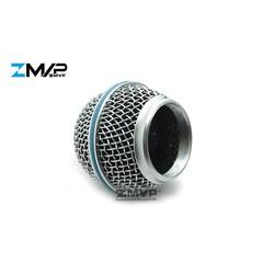 MyXL Gratis VerzendingVervanging Ball Head Mesh Microfoon Grille voor Shure BETA58 BETA58A SM58 SM58S SM58LC Accessoires