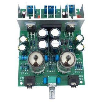 Aiyima Hifi 6j1 buizenversterker audio board LM1875T Hoofdtelefoon versterkers Voor DIY kits Pre-amp audiophile