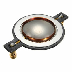 MyXL LEORY 44.4mm Hoge Toon Membraan Hoge Spreekspoel Vervanging Diafragma Voor Behringer 44T120D8/44T30D8/44T30I8/44T60C8