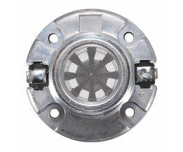 LEORY 1 stksMembraan Luidspreker Unit Treble Spreekspoel Voor JBL 2414 H, 2414H-1, 2414H-C Vervanging Diafragma