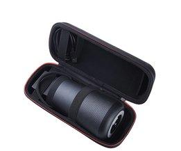 Bluetooth Luidspreker Beschermhoes voor BOSE Soundlink Revolve + Cover Hard EVA Shockproof Waterdichte Outdoor Klimmen Tas