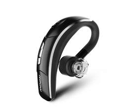 Mpow draadloze auto hoofdtelefoon portable handsfree bluetooth 4.1 180 rotatie oordopjes hoofdtelefoon met wicrophone