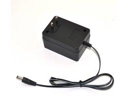 EU Plug Vervanging adapter power Adapter Voeding Lader voor SEGA Mega Drive MD 2 clone
