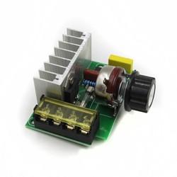 MyXL SCR Voltage Verstelbare Regulator 4000 W AC 220 V SCR Spanningsregelaar Mayitr Verstelbare Voeding Board