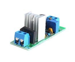 TCAM Suite LM317 Module Verstelbare Voeding Gereglementeerde Plaat Gelijkrichter AC/DC Input