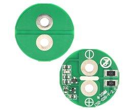 3.5 cm Universele 2.7 V 500F Super Condensator Balanceren Bescherming BoardS08 Drop schip