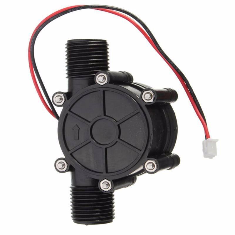 10 W Water Turbine Generator Micro Hydro-elektrische DIY LED Power DC 5 V