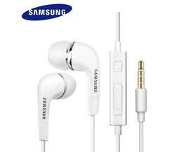 SAMSUNG Oortelefoon EHS64 Headsets Wired met Microfoon voor Samsung Galaxy S8 S8 + etc Officiële Echt voor IOS Android-telefoons