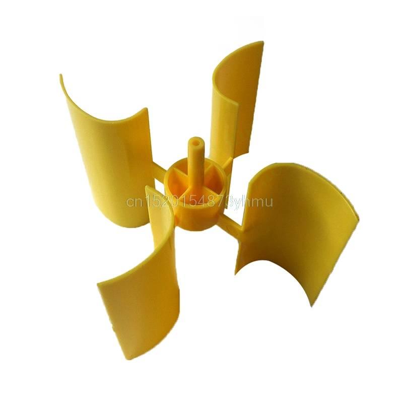 Mini Windturbine Blade Verticale As Micro-generator Blades Kleine Set Hot-L057