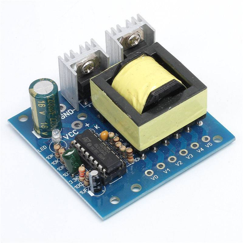 150 W Auto DC 12 V naar AC 110 V 220 V Omvormer Lader Converter Boost Board