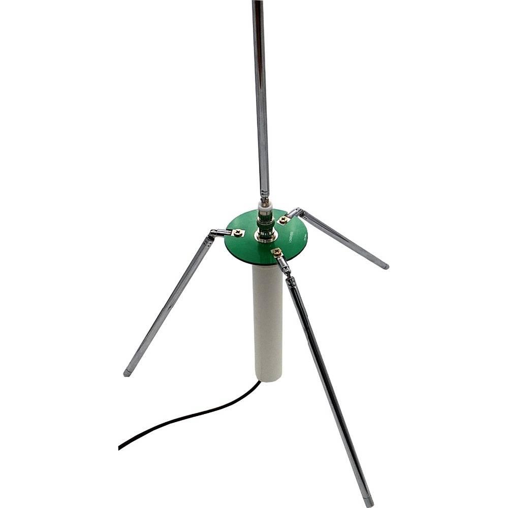 Kwart golf grondvlak comet GP antenne telescopische antenne voor ontvanger & FM radio-uitzending zen