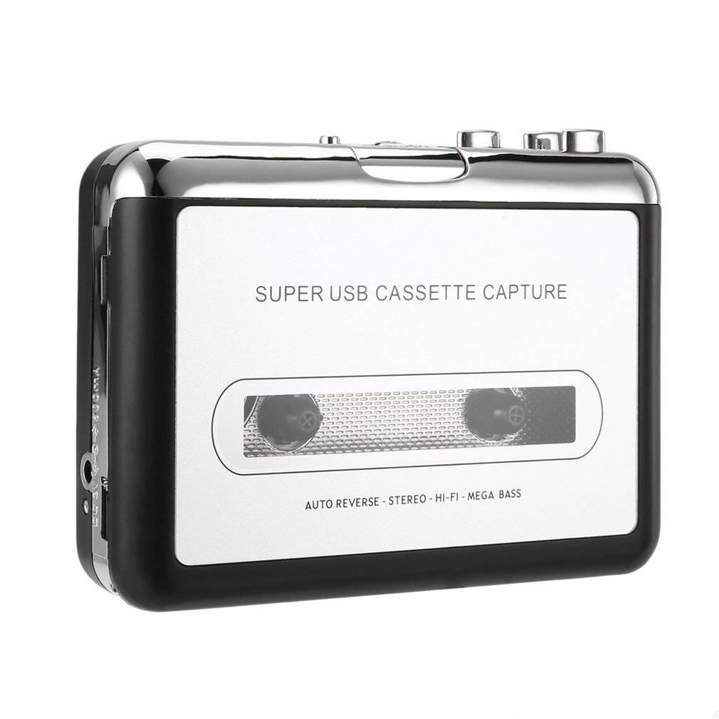 Cassette Walkman MP3 Converter Tape naar USB Flash Drive Audio Capture Speler