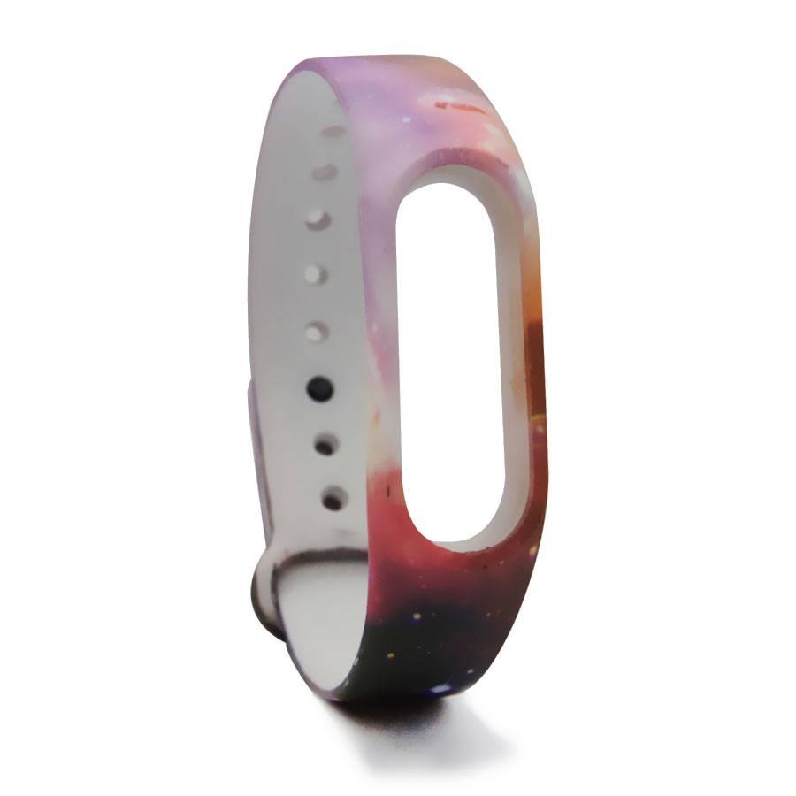 Foonbe Voor Mi Band 2 Siliconen Band voor Xiaomi Polsband voor Mi band 2 Armband Band sterrenhemel S
