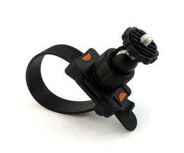 Gizcam Motor Zip Stuur Beugel Houder Voor GoPro Hero 1 2 3 3 + 4 5 Camera
