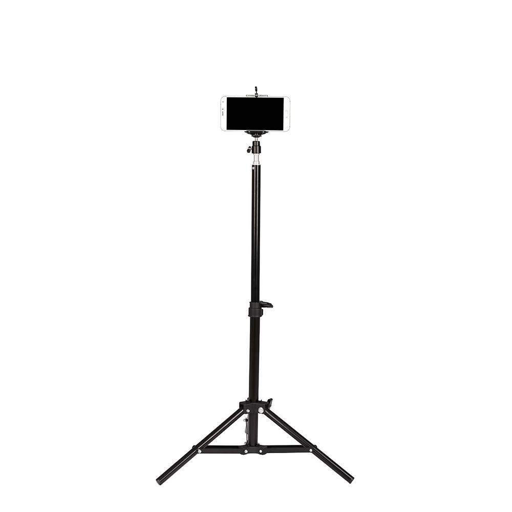 CY 1 stks draagbare Camera Telefoon Professionele universele live zelfontspanner Mobiele statief Int