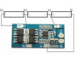 3 S 20A 18650 Ion Lithium Batterij Oplader Bescherming Boord 10.8 V 11.1 V 12 V 12.6 V Elektrische 10A Lipo BMS PCB PCM Module