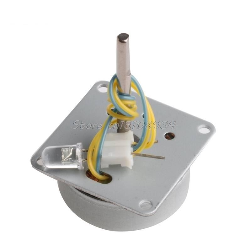 3-24 V 12 V Mini Micro 3-phase Dynamo Generator Windturbines Hand AC Power S08 Drop schip