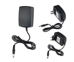 AC DC Adapter AC 110 V 220 V DC 9 V 2A Converter Adapter Lader Voeding Adapter Oplader US EU Plug Jan12