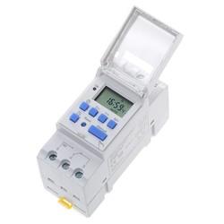 MyXL SINOTIMERElektronische Wekelijkse 7 Dagen Programmeerbare Digitale SCHAKELKLOK Relais Timer Controle AC 110 V/220 V 16A Din Rail Mount