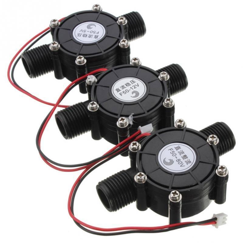 1 ST 5 V-12 V-80 V 10 W DC Micro Hydro Generator Tap Waterstroom Hydraulische DIY Energie Mechanisch