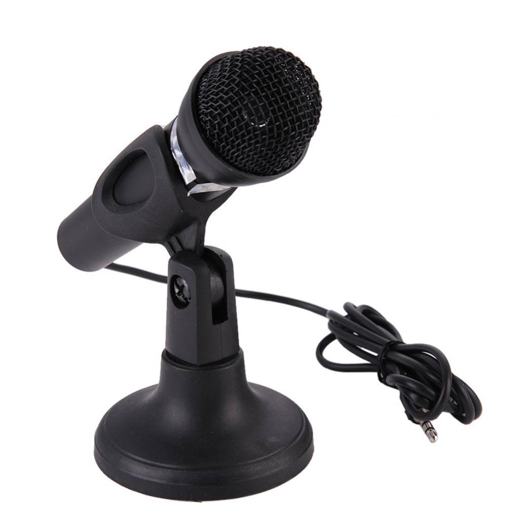 Microfoon voor Computer Bedrade Handheld Professionele Mic Condensator Microfoon met Microfoon Houde