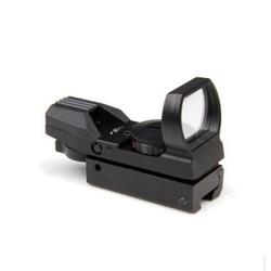 MyXL Jacht scope Tactische Holografische Reflex Rood Groen Dot Sight Scope Voor Airsoft 20mm Rail