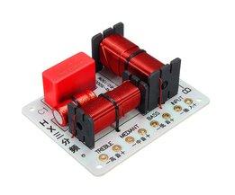 LEORY 150 W 3 Way Crossover Filters Multi Speaker 3 Unit Audio Frequentieverdeler 9x7x3 cm