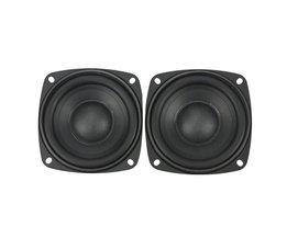 GHXAMP Voor 3.5 inch 4 inch 5 inch 83 MM Passieve Radiator Speaker Woofer Trillingen PU Voor DIY Subwoofer Box Bass Radiator
