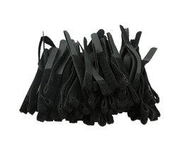 100 stks Fastener Nylon Tidy Ties Cord Draad Kabel Strap Loop Management Tool