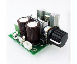 12 V ~ 40 V 10A PWM DC Motor Speed Control Switch Controller Volt Regulator Dimmer Elektrische PCBA Montage DC Motor Boards