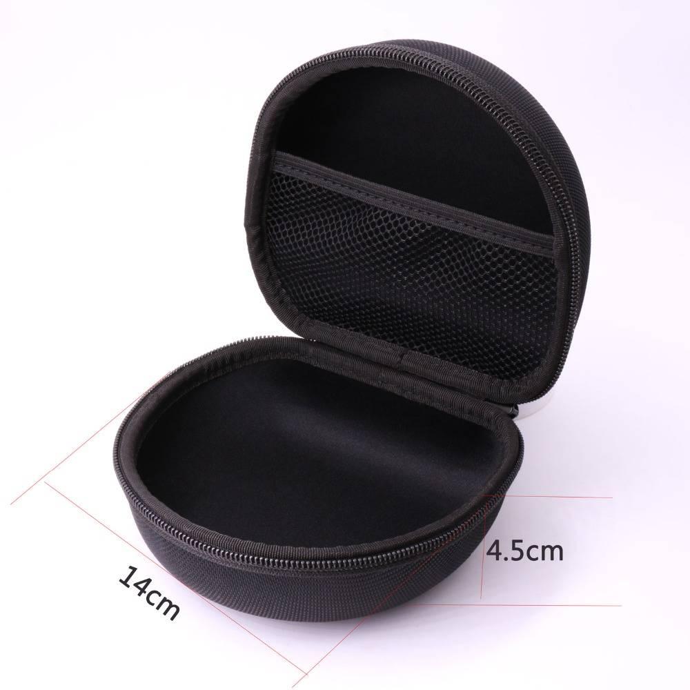 Praktische Hard Beschermen Case voor REED VideoMicro Microfoon, AriMic EVA Hard Travel Case Draagtas