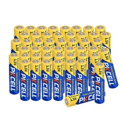 MyXL Zink Carbon Droge Batterijen Primaire Batterij 60 stks AlgemeneAAA Batterij R03P 1.5 V 3a Batterij voor afstandsbediening & tandenborstels