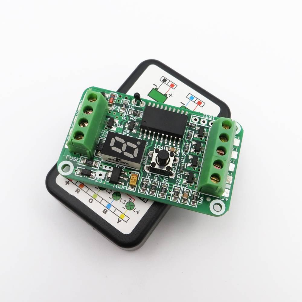 1 st x Solar Controller 3A lading voor 3.2 V 3.7 V 7.4 V 11.1 V 6 V 12 V lithium seal acculader regu