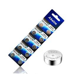 MyXL 20x Wama AG13 Lithium Coin Batterijen 357A LR44 LRA76 L1154 1.5 V Knoopcel Batterij voor Kleurrijke Nachtlampje Alarm