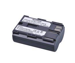 1 Stks BP-511 BP511 BP 511 BP-511A Batterij voor Canon G6 G5 G3 G2 G1 EOS 300D 50D 40D 30D 20D 5D MV300i Digitale Camera