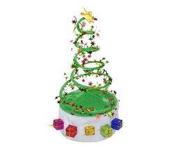 Creatieve Persoonlijkheid Lente Caps Ster Kerst Hoed xmas Ornamenten Party Decoratie Kostuums Beanie Heldere Kleur