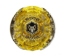 Beyblade Metal Fusion 4D BB105 L Drago Gold Spinning snelheid Beyblades Spin Top Speelgoed Set Bey blade Spinner Met Launcher