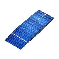 MyXL 50 Stks Zonnepaneel China Painel Solar Voor DIY Zonnecellen Polykristallijne Fotovoltaïsche Panel DIY Solar Lader