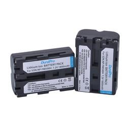 MyXL 2 st 1800 mAH NP-FM500H NP FM500H FM500H Ion Oplaadbare Camera Batterij voor Sony Alpha SLT A57 A65 A77 A99 A350 A550 A580 A900