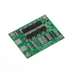 MyXL 30A 3 S Lithium Polymeer Batterij Oplader Bescherming Boord 3 Seriële 12 V 3 stks 18650 3.7 Ion Opladen Beschermen Module 45*56*3.5mm #