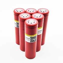 MyXL 6 stukoriginele van sanyo UR18650AA 2200 mah 3.7 V/4.2 v lithium ion batterijen