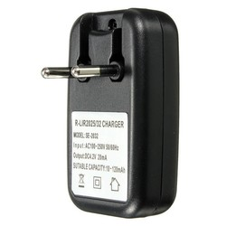 MyXL LEORY EU Plug Charger Voor Ion LIR2032 LIR2025 ML2032 ML2025 Coin Knoopcel Batterij Oplader Snelle Reizen Opladen Adapter