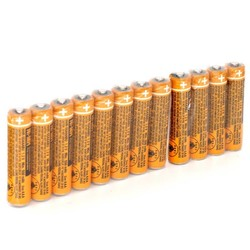 MyXL 12 stksOplaadbare AAA batterij 1.2 V 550 mAh Originele HHR-55AAABU Voor Panasonic Draadloze Telefoon MH