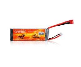 FLOUREON Lipo 3 S 11.1 V 3000 mah 30C Deans T Batterij voor RC Helicopter Vliegtuig Auto Truck li-polymeer Oplaadbare Batterijen