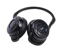 Stereo Sound Bluetooth Headset Draadloze Hoofdtelefoon BT 4.0 Sport Hoofdtelefoon Met Microfoon Ingebouwde Oplaadbare Li-on batterij