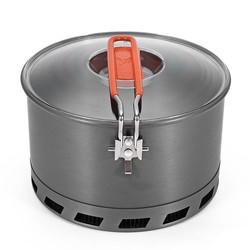 MyXL BULIN S2500 2.4L Camping Warmtewisselaar Pot 2-3 Persoon Draagbare Kookgerei Picknick Quick Verwarming Ketel